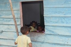 Children of the Dominican Republic